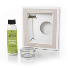 Coffret Bien-Être Shampooing - Crème mains pot Nature